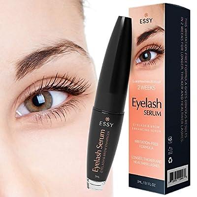 Eyelash Growth Serum for Lash and Brow Irritation Free Formula 0.1oz