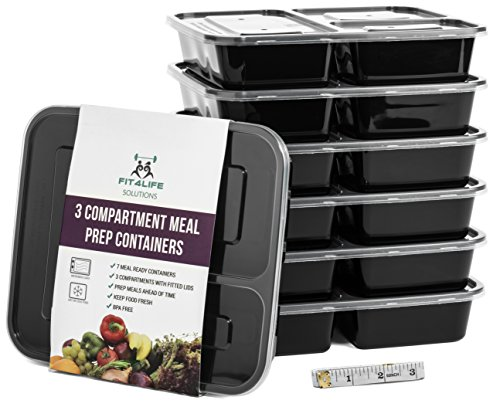 MEAL PREP CONTAINERS Compartment Containers product image