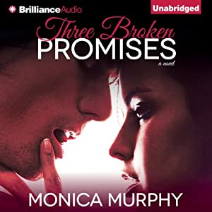 Three Broken Promises Audiobook