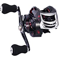 TROUTBOY RAINDROP Fishing Reel -Lightweight Carbon Fiber...