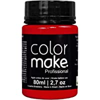 Tinta Líquida Profissional Vermelho, Colormake