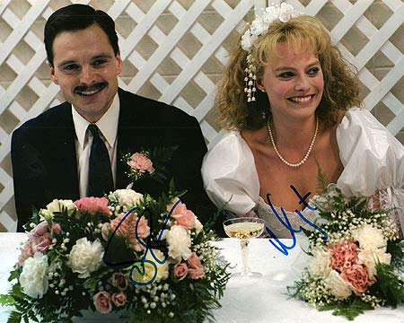 Margot Robbie Wedding.I Tonya Margot Robbie Sebastian Stan 8x10 Cast Photo