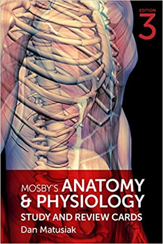 Mosby\'s Anatomy & Physiology Study and Review Cards: 9780323530538 ...
