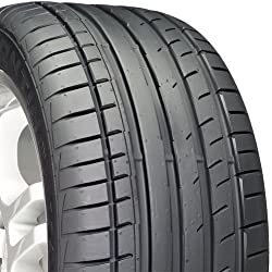 Continental ExtremeContact DW Radial Tire - 205/50R17 93W
