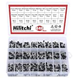 Hilitchi 24-Values 2N2222-S9018 / BC327-BC558 NPN