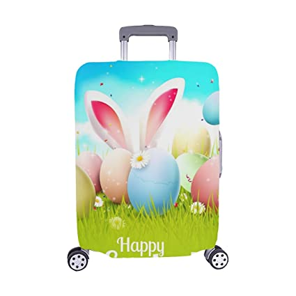 Solo Cubrir) Tarjeta de felicitación de Pascua Huevos ...