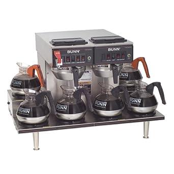 Amazon.com: Bunn 12 taza cafetera de automático con ...