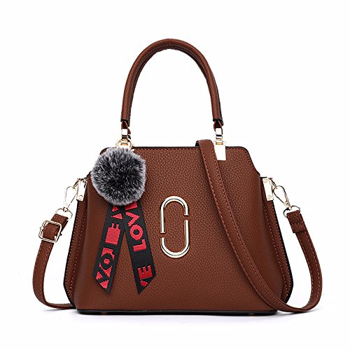 GUANGMING77 Tragbare Schulter Messenger Bag_Feder Beutel Single Schultertasche Ding coffee bags