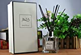 Luxury Reed Diffuser With 10 Reed Sticks, 120ml, Fresh Linen