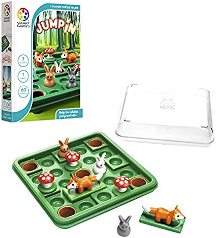 Smart Games - Jump In: Amazon.es: Juguetes y juegos
