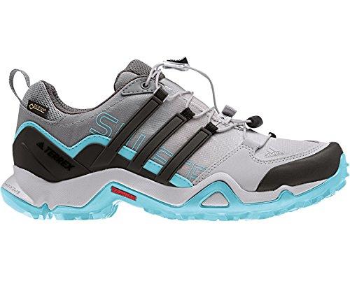 adidas Terrex Swift R Gtx W, Zapatillas de Senderismo para Mujer Gris (Gridos / Neguti / Agucla)
