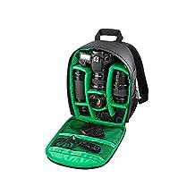 Waterproof Camera Backpack, XINYI Outdoor Small DSLR SLR Camera Bag Camera Shoulder Bag for Canon Nikon Sony DSLR Camera, Lens and Accessories