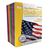 Common Core Assessment Reference Kit, Math/reading, Grades 3-8, 2040 Pages By: Show What You Know