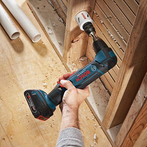Bosch Bare-Tool ADS181B 18-Volt Lithium-Ion 1/2-Inch Right Angle Drill