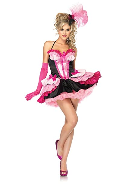 Leg Avenue - Disfraz de flamenco para mujer, talla L (8385303013 ...
