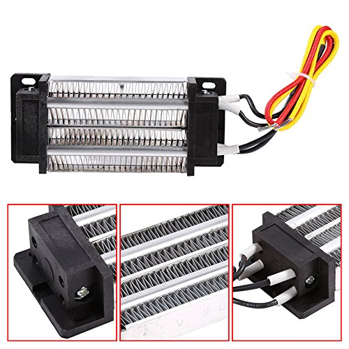 Electric Insulated Ceramic Thermostatic High Power PTC Heating Element Heater 200W DC 12V