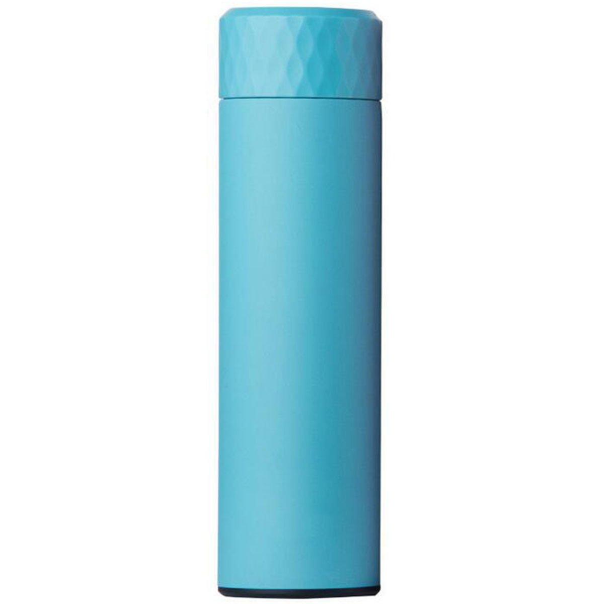 TZQ Männliche Und Weibliche Tragbar Wärmedämmung Glas,Blau