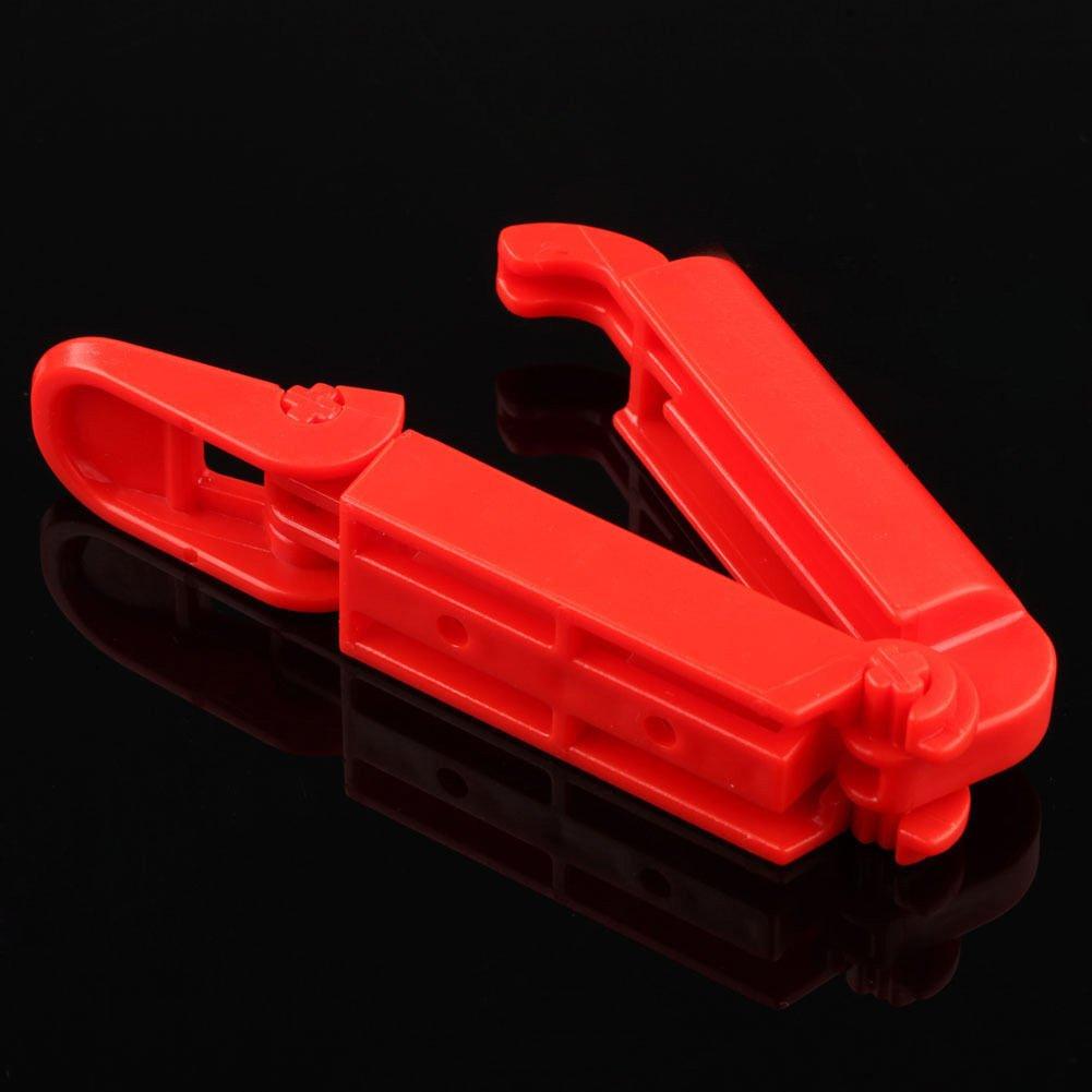 resistente a los deslizamientos Hebilla de seguridad para cintur/ón de seguridad de Hinmay con cierre fijo para beb/és y ni/ños