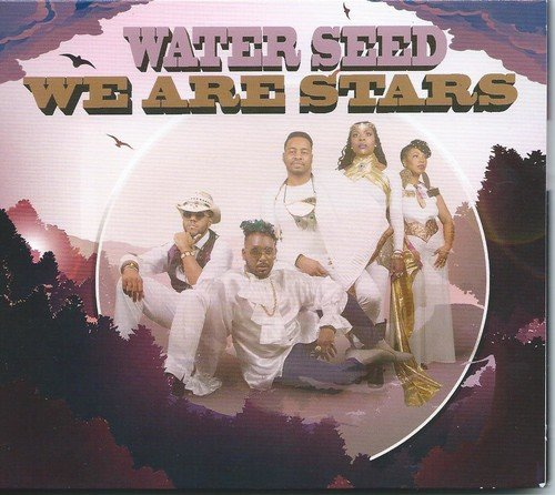 CD : Water Seed - We Are Stars (CD)