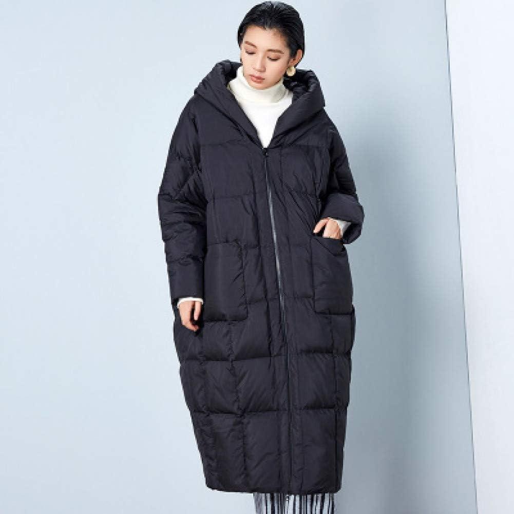 GUXIU Qualità Inverno Giù Cappotti Donna Moda Oversize Down