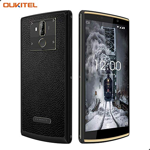 10000mAh Smartphone Unlocked, OUKITEL K7 Pro 4GB + 64GB Global 4G Smartphone 6.0 Inch, 13MP + 5MP Dual Camera Unlocked…