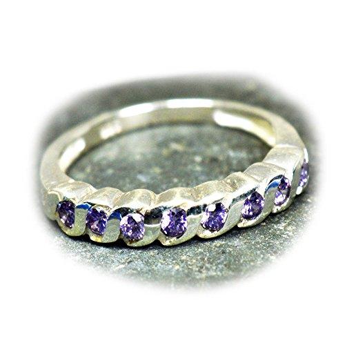 Genuine Stone Ring - 5