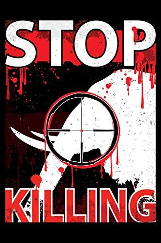 Stop Killing Elephants Cubicle Locker Mini Art Poster 8x12