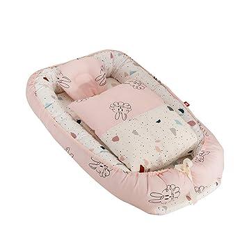 Amazon.com: Abreeze - Bassinet para cama de bebé, diseño de ...