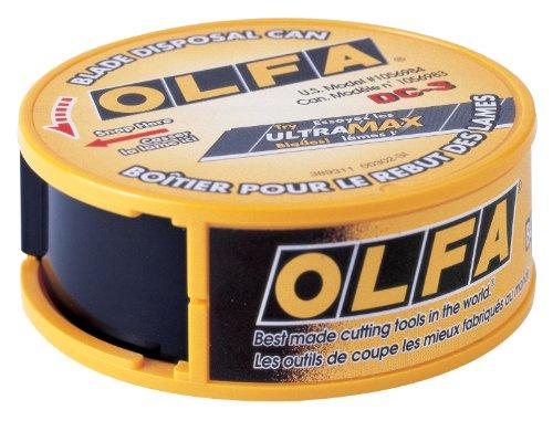 OLFA 1056984 DC-3 Blade Disposal Can