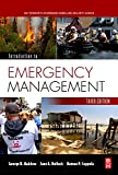 img - for Introduction to Emergency Management, Third Edition (Homeland Security Series) book / textbook / text book