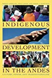 Indigenous Development in the Andes: Culture, Power, and Transnationalism (New Slant)