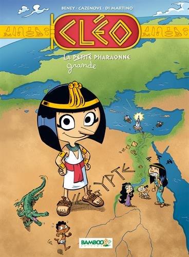 Cléo la petite pharaonne n° 1 Cléo, la petite pharaonne