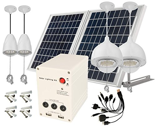 4-Lamps-25W-Solar-Pane-Lithum-Battery-Solar-Home-System