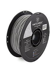 HATCHBOX 3D PLA-1KG1.75-CG6C PLA 3D Printer Filament, Dimensi...
