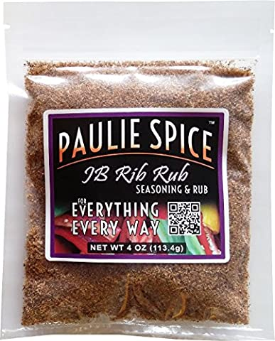 Paulie Spice : Sweet & Smoky BBQ Rib Rub and Seasoning For: Ribs, Chicken, Wings, Meat, Pork, Brisket, Beef, Salmon, Fish, Barbecue, Grilling, Grill, Hickory, Smoked, Dry, Rubs, Seasonings, - Smoked Turkey Ham