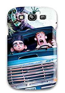 Hot Tpu Cover Case For Galaxy/ S3 Case Cover Skin - Paranorman Comedy Horror Movie