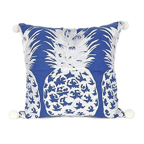 Amazon.com: Idea Nouva Pom - Almohada decorativa de piña ...