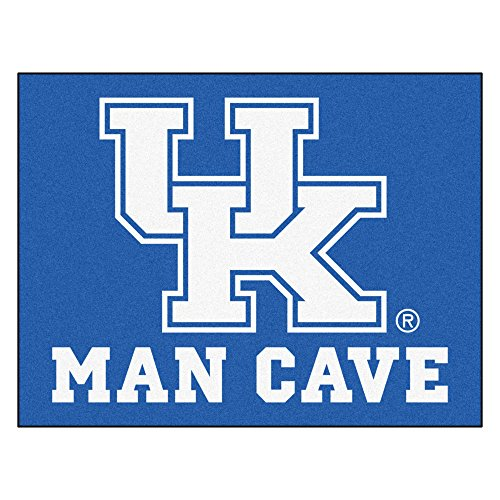 University of Kentucky Man Cave Rug (All Star) ()
