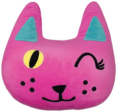 Embroidered Kitty (iscream Pinky Winky Kitty Embroidered Fleece 16