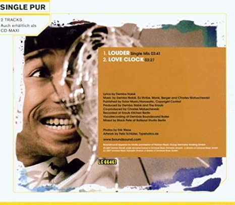 Boundzound louder [single-cd] amazon. Com music.