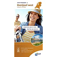 Radwanderkarte 06 Overijssel west,Salland & Vechtdal 1:50 000 (ANWB fietskaart (6))