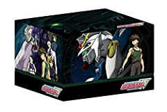Mobile Suit Gundam Wing Collector's Ultra Edition contains Episodes 1-49, Operation Meteor OVA (Japanese Audio) and Endless Waltz OVA + Movie (Japanese/English Audio) housed in a high-quality chipboard art box. This Ultra Edition also include...