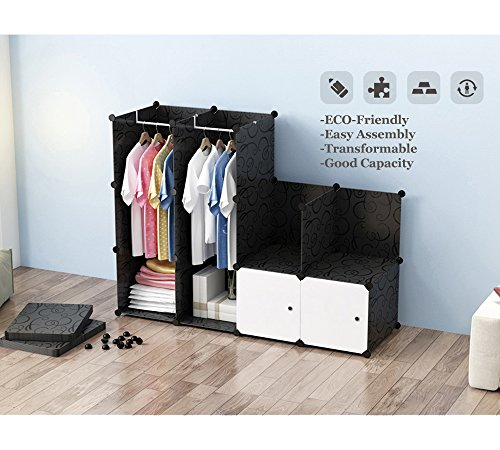 MEGAFUTURE-DIY-Portable-Wardrobe-Modular-Clothes-Closet-Organiser-Space-Saving-Cube-Modular-Storage
