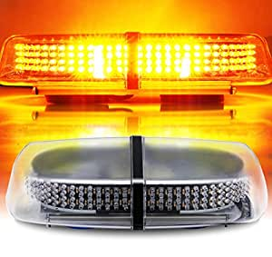 Amazon Com Ambother Amber 240 Led Law Truck Car