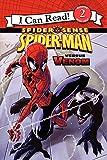 Spider-Man: Spider-Man versus Venom (Spider Sense: I Can Read. Level 2)