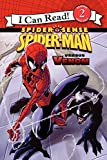 Spider-Man: Spider-Man versus Venom (Spider Sense: I Can Read. Level 2)