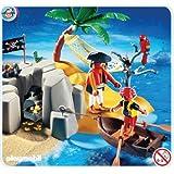 Playmobil - 4139 - Compact Set Pirates