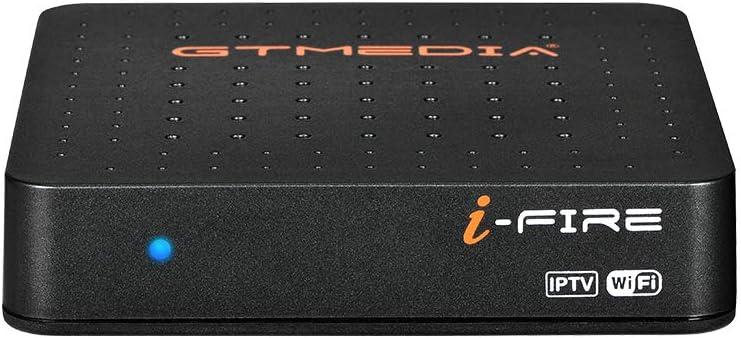 IPTV Box GTmedia i-Fire Xtream Stalker con TV en Vivo / VOD y ...