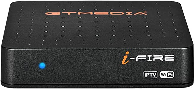 IPTV Box GTmedia i-Fire Xtream Stalker con TV en Vivo / VOD y Series: Amazon.es: Electrónica