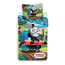 Thomas the Tank Engine and Friends Landscape Single Duvet Cover By BestTrend